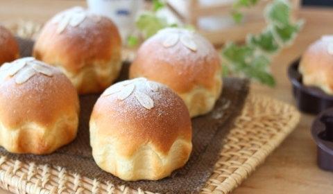 ふんわりミルキーパン【No.323】