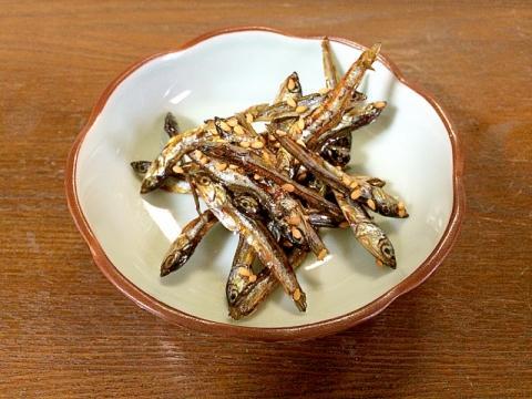 おせち料理☆田作り(ごまめ)