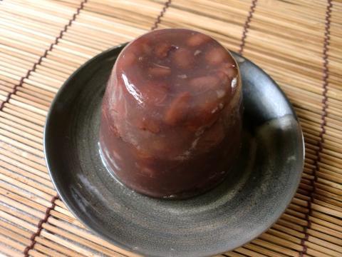 水羊羹❤寒天とあずき缶で作る
