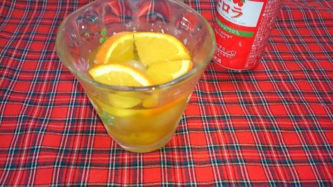 オレンジ・アセロラカクテル*