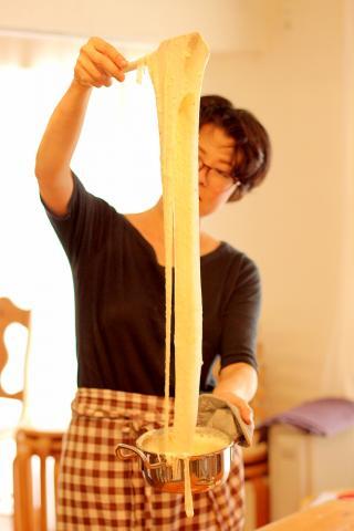すごい!のびーる♫ 【アリゴ】チーズマッシュポテト