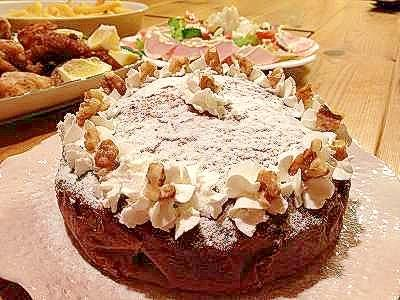超簡単‼チョコレートケーキ