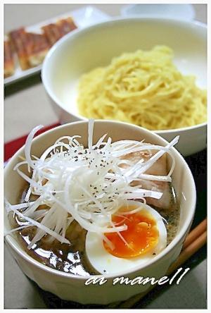 あつあつスープのつけ麺