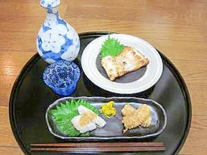 鱧料理 第5弾☆ 粋なつまみは「鱧の白焼き」