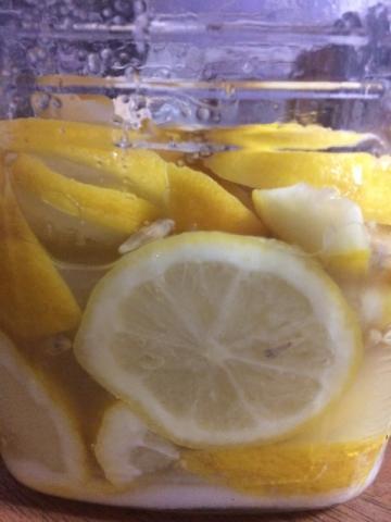 基本の塩レモン(全行程写真付き)
