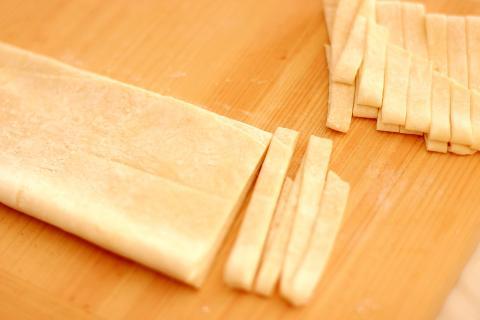 超簡単!お得❤【手打ちほうとう麺】=自家製和パスタ