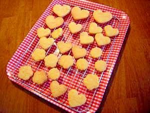 卵不使用!ホットケーキMIXとバターだけのクッキー
