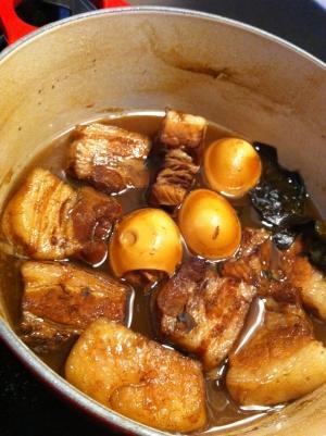 お箸で切れるトロトロ豚の角煮